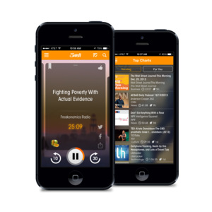 Swell Radio (acquired by Apple) Jobs : Screenshot